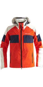 2020 Henri Lloyd Mens M-Pro Hooded 3 Layer Gore-Tex Sailing Jacket P201110048 - Orange