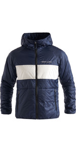 2020 Henri Lloyd Mens Maverick Hooded Liner Mid Layer Jacket P201110055 - Navy Block