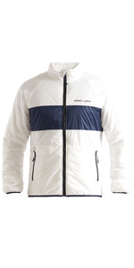 2020 Henri Lloyd Mens Maverick Liner Mid Layer Jacket P201110054 - Cloud White