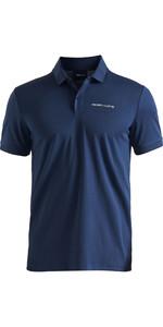 2020 Henri Lloyd Mens Maverick Tech Polo Shirt P201120085 - Navy
