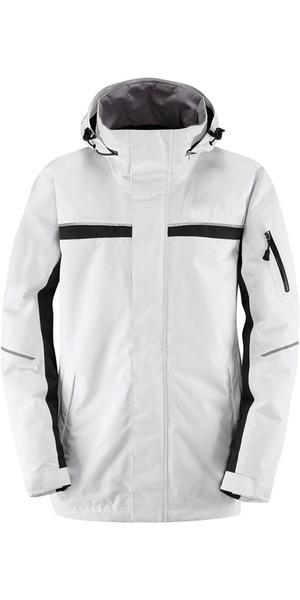 2018 Henri Lloyd Sail 2.0 Inshore Coastal Jacket Optical White YO200020