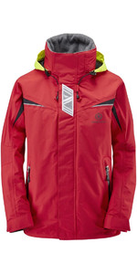2018 Henri Lloyd Wave Inshore Coastal Jacket New Red Y00353