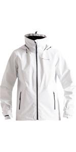 2020 Henri Lloyd Womens M-Course 2.5 Layer Inshore Sailing Jacket P201210045 - Cloud White