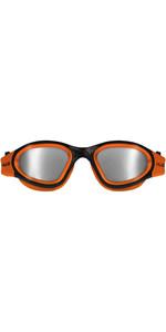 2021 Huub Aphotic Photochromatic Goggles A2-AGBR - Black / Orange