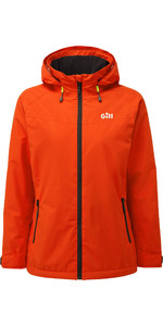 2019 Gill Womens Navigator Jacket Orange IN83JW
