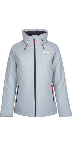 2019 Gill Womens Navigator Jacket Grey IN83JW