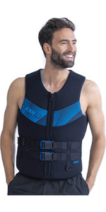 2020 Jobe Mens 50N Neoprene Impact Vest 244920004 - Black / Blue