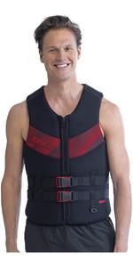 2020 Jobe Mens 50N Neoprene Impact Vest 244920004 - Black / Red