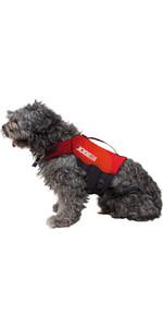 2021 Jobe Pet Vest 240020001 - Red