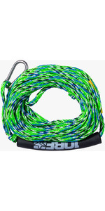 2021 Jobe 2 Person Towable Rope 211920001 - Green