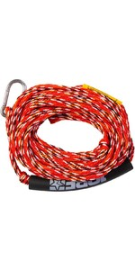 2021 Jobe 2 Person Towable Rope 211920007 - Red