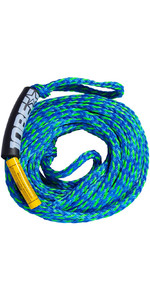 2020 Jobe 4 Person Towable Rope 211920002 - Blue