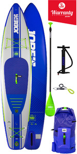 2020 Jobe Duna Inflatable Stand Up Paddle Board 11'6 x 31
