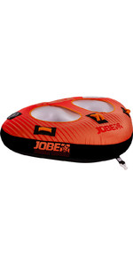 2020 Jobe Durable 2 Person Towable 230220006 - Red