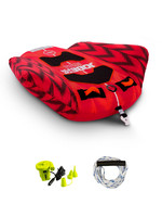 2021 Jobe Hydra 1 Person Towable Package 238820003 - Red
