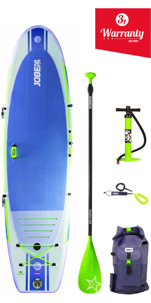 2019 Jobe Lena Yoga Inflatable Stand Up Paddle Board 10'6 x 33
