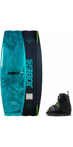 2020 Jobe Prolix Wakeboard & Host Bindings Set 278820048