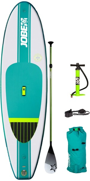 2018 Jobe Aero Desna Inflatable Stand Up Paddle Board 10'0 x 32