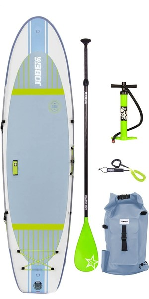 2018 Jobe Aero Lena Yoga Inflatable Stand Up Paddle Board 10'6 x 33