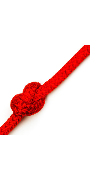 Kingfisher Matt Polyester Rope Red MB0R1 - Price per metre