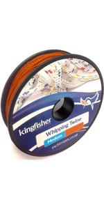 Kingfisher Twisted Whipping Twine Orange WTYB