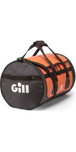 2021 Gill Tarp Barrel Bag 60L Tango L083