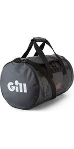 2019 Gill Tarp Barrel Bag 40L Black L084