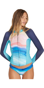 Billabong Womens Peeky 2mm Neoprene Jacket Mirage L42G04