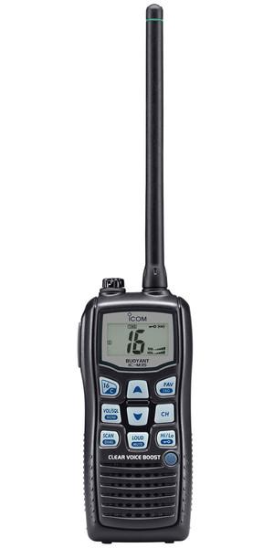 2018 ICOM M35 Waterproof Handheld VHF Radio VHF0151