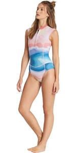 Billabong Womens 1mm Sleeveless Spring Wetsuit Mirage L41G02