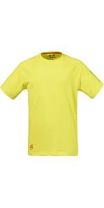 Musto Evolution Logo Short Sleeve Tee Sulphur Spring SE1361