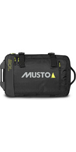 2019 Musto 30L Clam Case Black AUBL047