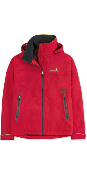 2019 Musto Mens BR1 Inshore Jacket True Red SMJK056