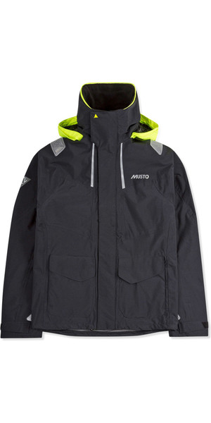 2019 Musto Mens BR2 Coastal Jacket Black SMJK055