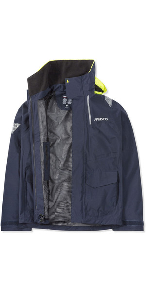 2019 Musto Mens BR2 Coastal Jacket True Navy SMJK055