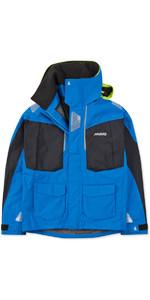 2020 Musto Mens BR2 Offshore Jacket Brilliant Blue / Black SMJK052