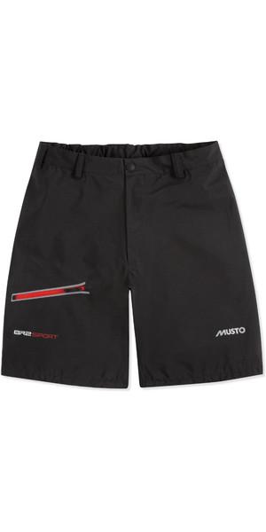 2019 Musto BR2 Sport Shorts Black SMST013