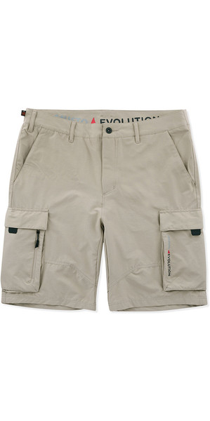 2018 Musto Mens Deck UV Fast Dry Shorts Light Stone EMST013