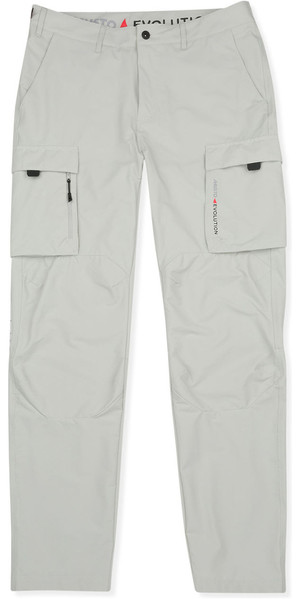 2019 Musto Mens Deck UV Fast Dry Trousers Platinum EMTR022