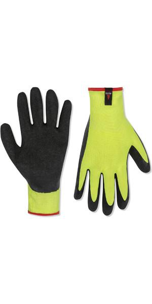 2019 Musto Dipped Grip Gloves Sulphur Spring AUGL001