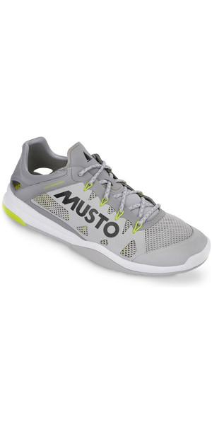 2019 Musto Dynamic Pro II Sailing Shoe Platinum FUFT006