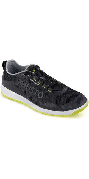 2019 Musto Dynamic Pro Lite Sailing Shoes Black FUFT015