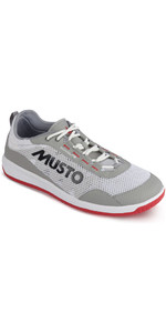2019 Musto Dynamic Pro Lite Sailing Shoes Platinum FUFT015