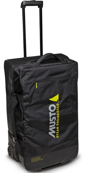 2019 Musto Essemtial 85L Clam Case Black AUBL022