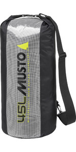 2020 Musto Essential 45L Dry Bag Black AUBL002