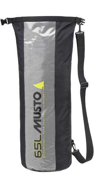 2018 Musto Essential 65L Dry Bag Black AUBL001