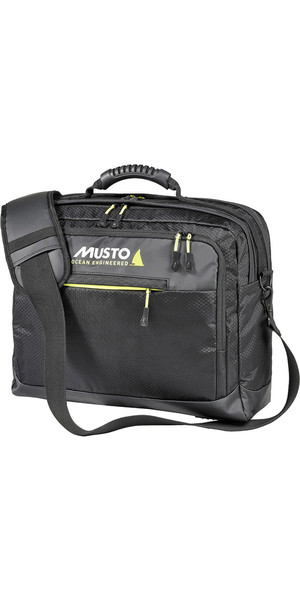 2019 Musto Essential Navigators Case Black AUBL218