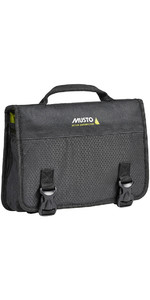 2019 Musto Essential Washbag Black AUBL223