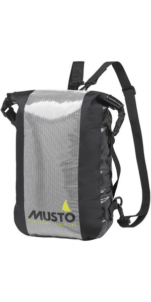 2018 Musto Essential Waterproof Folio Back Pack Black AUBL233