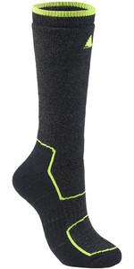 2019 Musto Evolution Thermolite Extreme Socks Black AE0342
